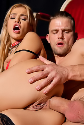 Cherry Kiss Submissive Sex